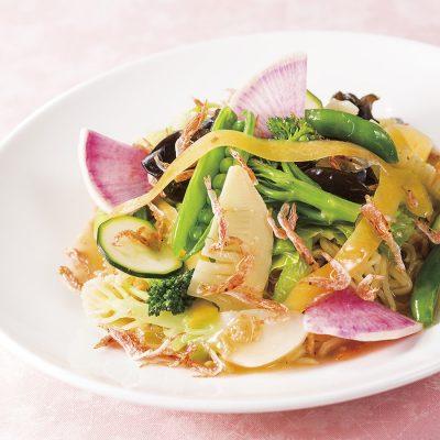 恵比寿で春の旬食べるなら中華「ルーキスガーデン恵比寿」