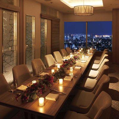 恵比寿で個室のある中国料理店【ルーキスガーデン恵比寿】