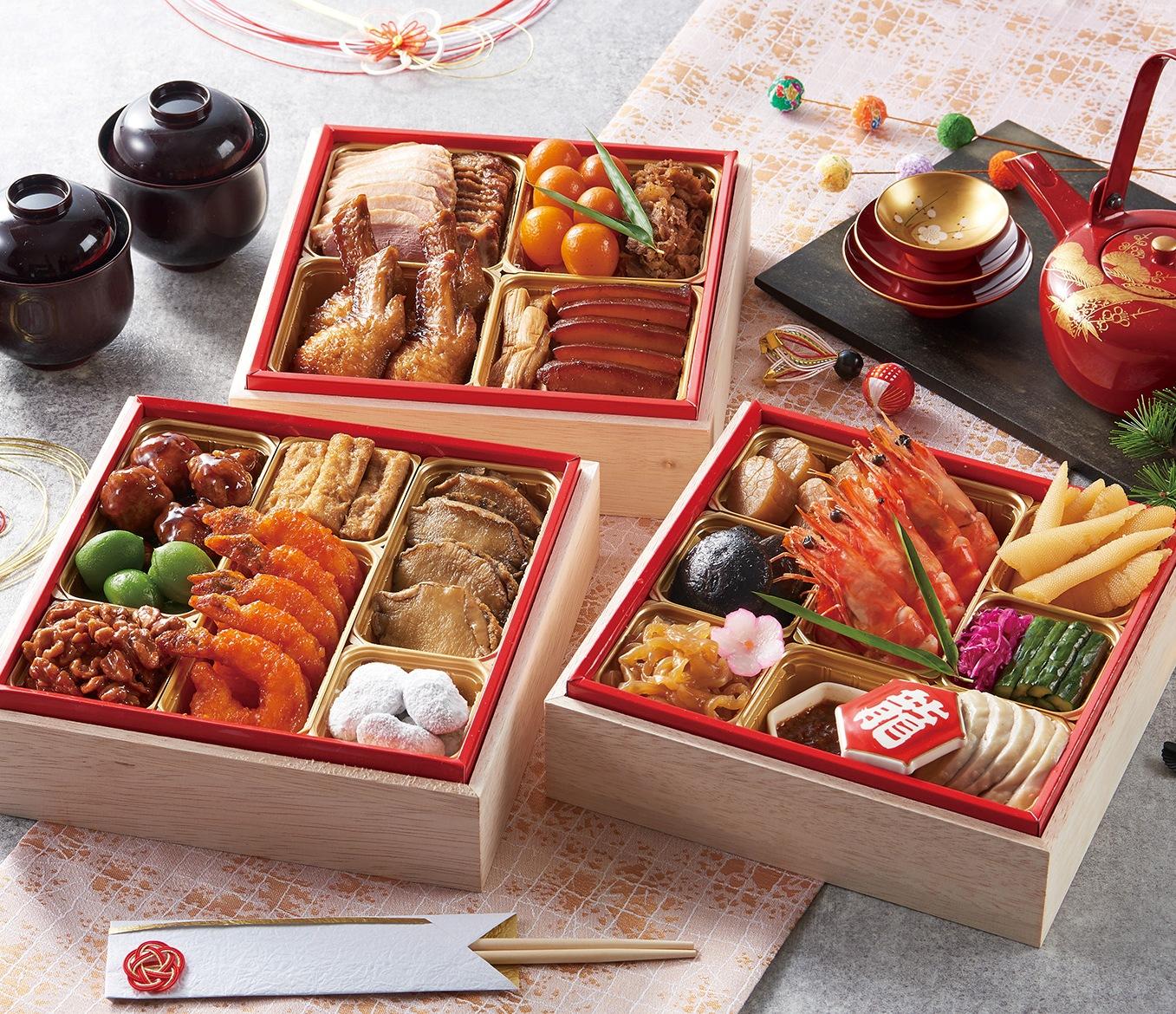 恵比寿で中華おせちが頼める中国料理店【ルーキスガーデン恵比寿】