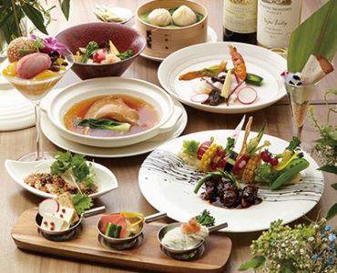 恵比寿にある顔合わせに最適な中国料理店【ルーキスガーデン恵比寿】